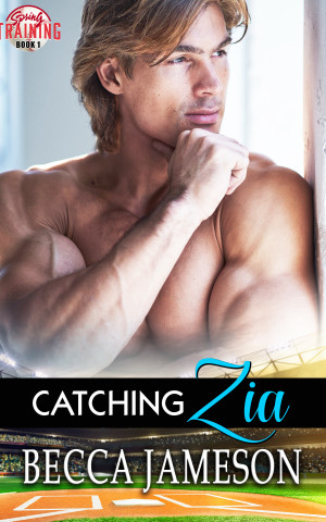 Catching Zia (Spring Training, book 1)